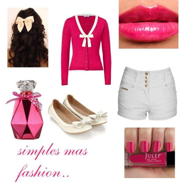 """simples mas,fashion..."" by jesy-patty on Polyvore"