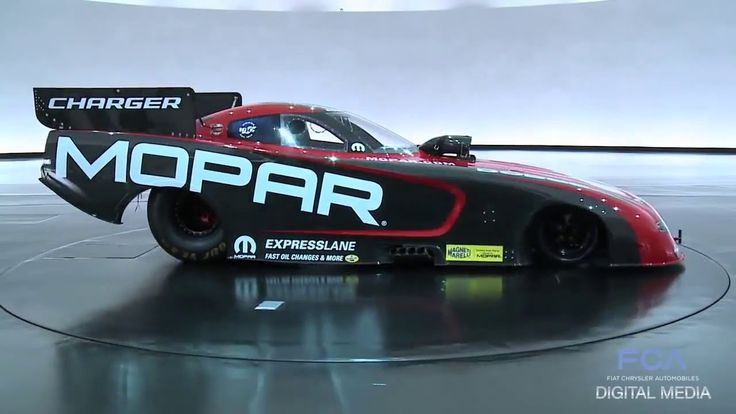 2015 Mopar Dodge Charger R T Funny Car Overview