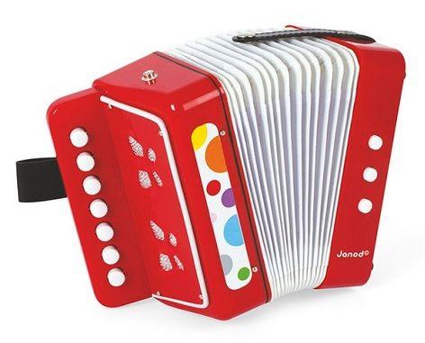Cena: 175.00zł. Eksresowa wysyłka od ręki. AKORDEON JANOD francuskiej firmy Dla dzieci w wieku... więcej na www.Tublu.pl #tublu #tublu_pl #zabawka #zabawki #dla #dzieci #edukacyjne #edukacyjna #janod #akordeon #accordion