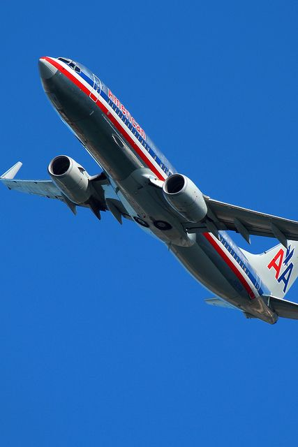 Boeing 737 | American Airlines | Boeing 737-800 @ JFK | Flickr - Photo Sharing!