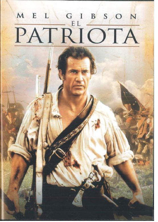 El patriota (DVD) /  dirigida por Roland Emmerich.  Sony Pictures Home Entertainment, cop. 2007.