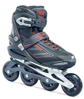 Men 47346: Roces Mens Izi Sporty Fitness Inline Skates Blades Black-Charcoal. 400799 00001 -> BUY IT NOW ONLY: $129.95 on eBay!