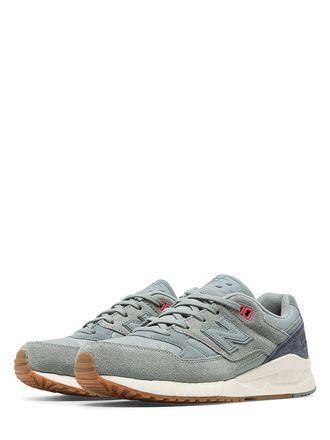 Sneakersy w kolorze szarym - New Balance - obuwie damskie i męskie - Limango
