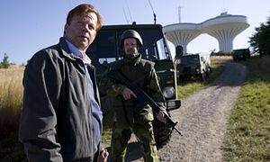 Henning Mankell, Swedish author of Wallander, dies at 67.  The Wallander Swedish TV series.