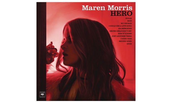 Maren Morris Hero Vinyl LP Sealed