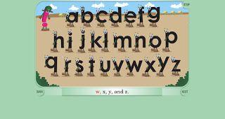 Cantado estas canciones te será fácil aprenderte el abecedario