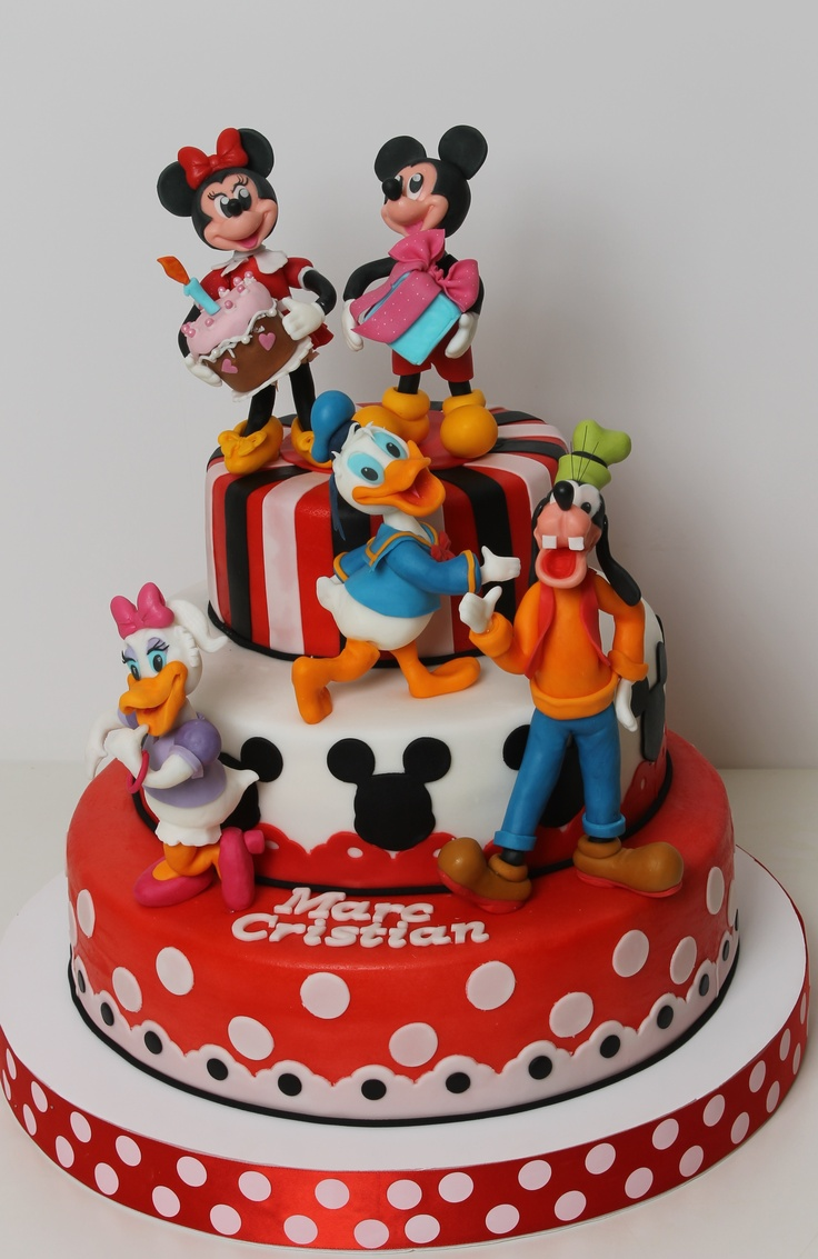 Disney Cake Decorating Book : 2133 best Disney Cakes images on Pinterest Cakes, Disney ...