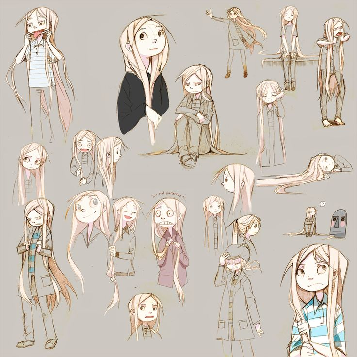 Dotdles by =Leaglem on deviantART (but also good reference for Umut, grown-up in an 8-year-old's body)