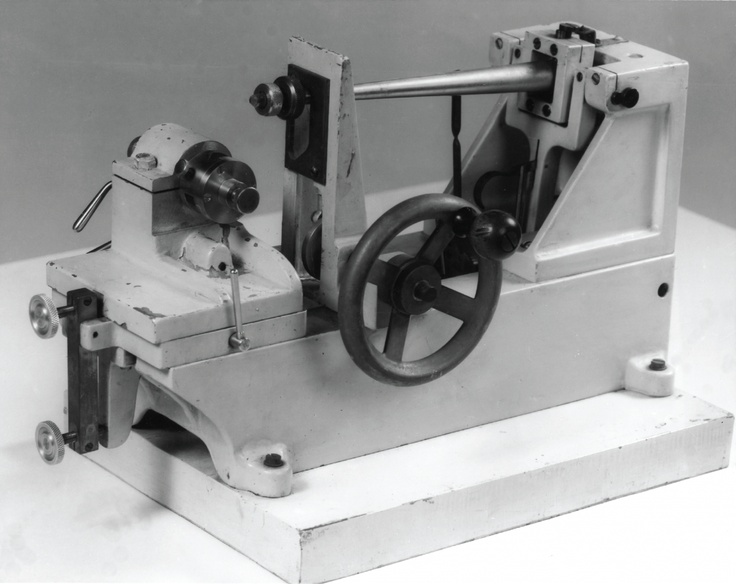 A Spin Through the Past: Early Centrifuges and Microtomes: The Rockefeller University's Historic Lab