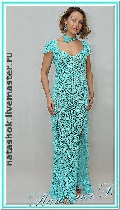 Купить или заказать Роскошное платье в интернет-магазине на Ярмарке Мастеров. Авторская работа . Платье создано на основе ленточных кружев. Платье в пол. Разрез по желанию. По желанию может прилагаться подъюбник телесного цвета. Цена подъюбника 200 руб.