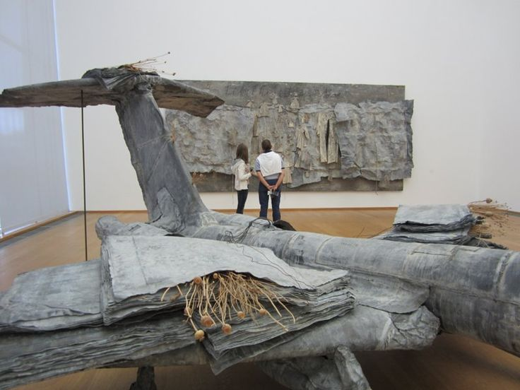 Anselm Kiefer Hamburger Bahnhof, Berlin July 12, 2012  #Museando