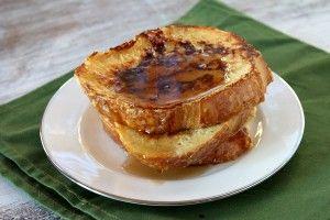 Egg Nog French Toast | Recipe Girl