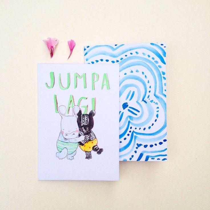 Guyu greeting cards :)