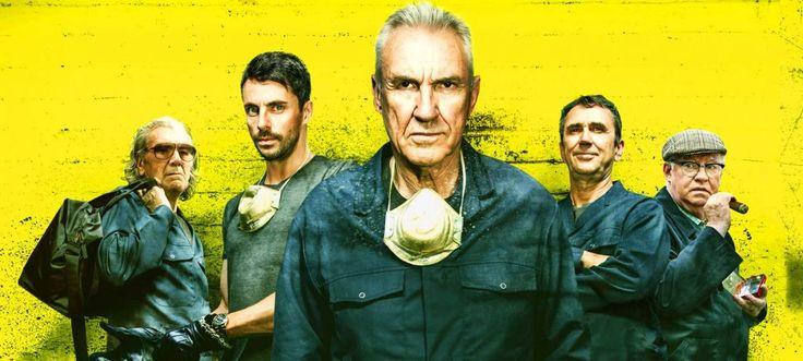 The Hatton Garden Job starring Larry Lamb and Phil Daniels is out on Blu-ray, we check ou the new release and bring you our thoughts.