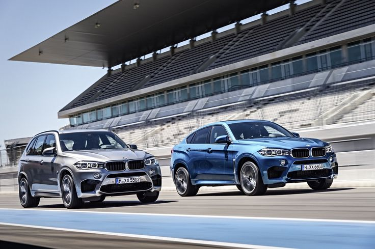 2015 #BMW X5 M And X6 M Revealed Ahead Of L.A. #Auto Show: Video. See more on Motor Authority