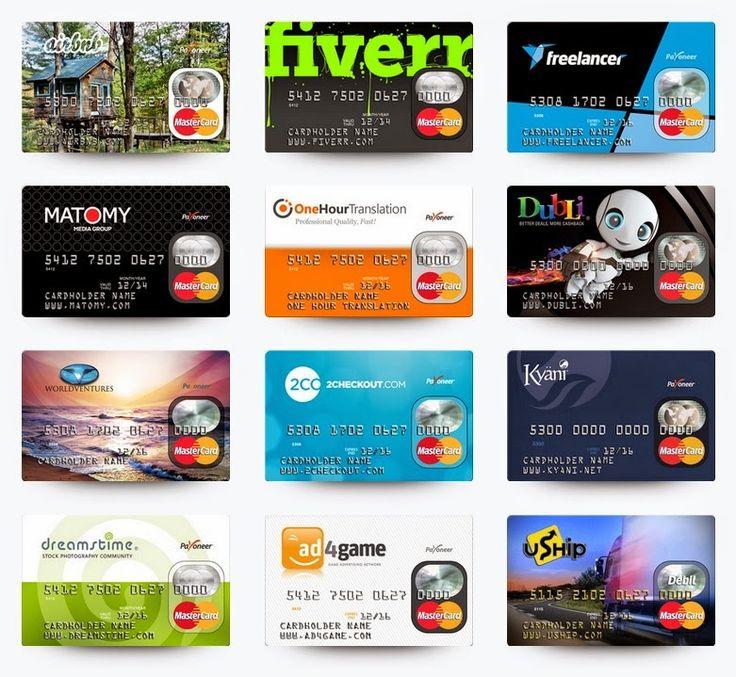 บัตรเดบิตอเมริกา Payoneer Card สมัครฟรี: ทำความรู้จักกับ Payoneer Card บัตรเดบิตอเมริกา