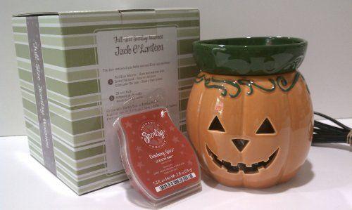 Scentsy Full Size Wax Warmer Jack O'Lantern by Scentsy. $44.95. Scentsy FULL SIZE Premium Warmer Retired Holiday HALLOWEEN