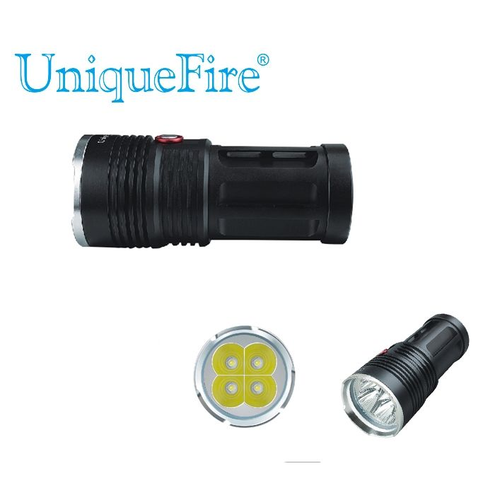(38.69$)  Buy here  - Uniquefire 5000 Lumen UF-V10-4 4 Led Cree XM-L2 led High Brightness High Power Flashlight Bulb for 4*18650 Rechargeable Battery