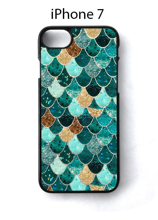 Mermaid Squama Cool iPhone 7 Case Cover - Cases, Covers & Skins