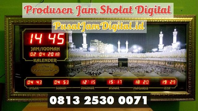 Pin By Jam Digital Masjid On Jam Sholat Digital Masjid Jakarta
