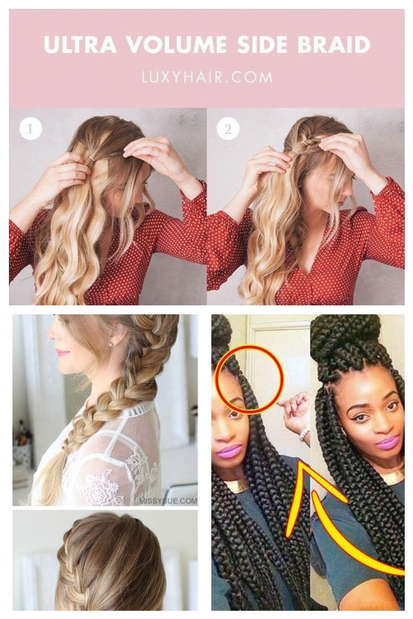 Braided Hairstyles And Names Braidedhairstyles Geflochtenefrisuren Loosebraidedhairstyles Braided Hairstyles Hair Styles Braids