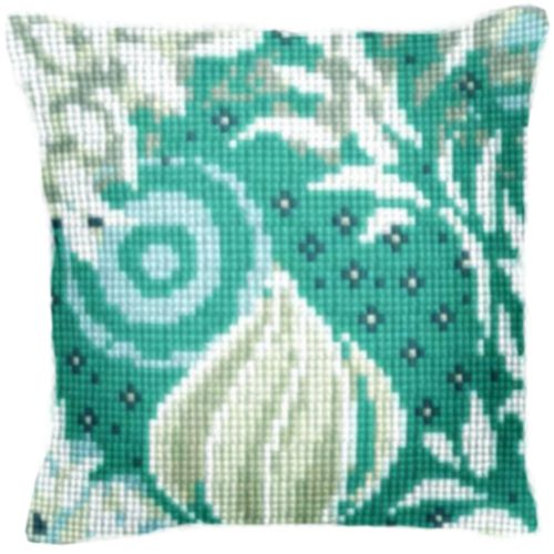 Cross-stitch counted cushion Ravel 30241 Paris