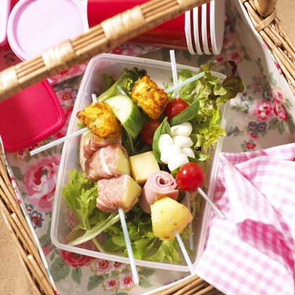 Perfect Picnic Recipes Take Advantage Of The Longer Days And Head Outdoors With These Delightful