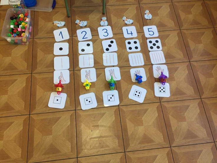 En esta entrada os ofrecemos seis documentos con tarjetas para seguir trabajando los números del 1 al 10. Además se sugierenonceformas de utilizarlas para trabajar diferentes conceptos. TARJETAS …