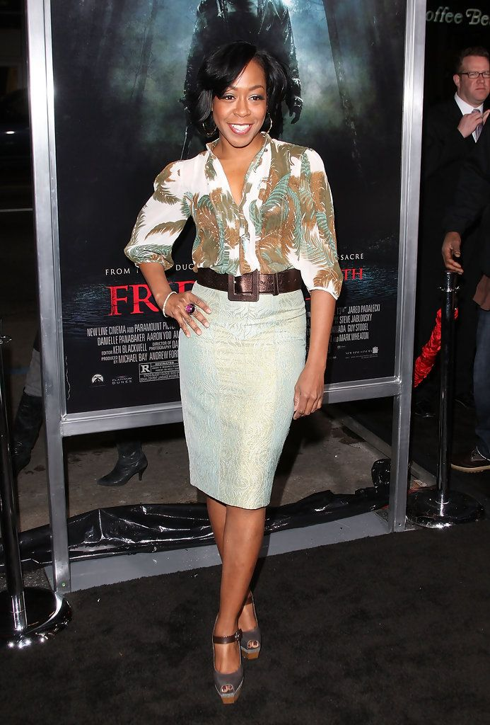 "Tichina Arnold Photos - Premiere Of Warner Bros' ""Friday The 13th"" - Arrivals - Zimbio"