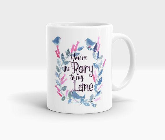 You're The Rory To My Lane Mug Gilmore Girls Mug by MugsCreations