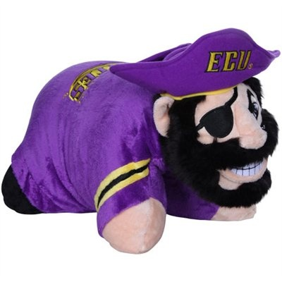 i really want this ECU pillow pet! i will absolutely love anybody that gets this for me :)