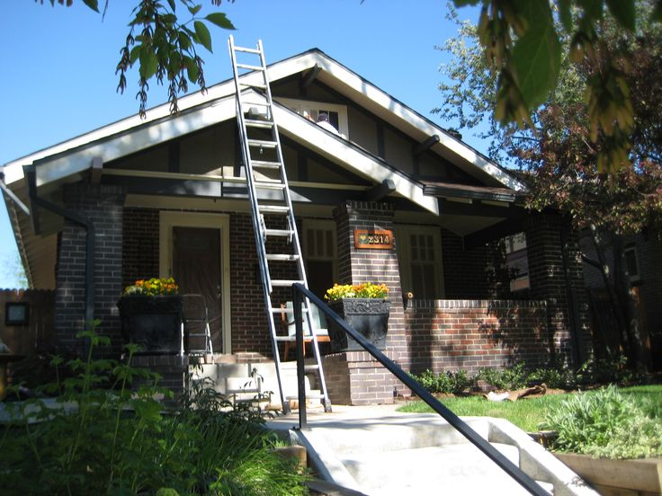 Exterior painting our ladders make it easy to reach for House painting cost estimator