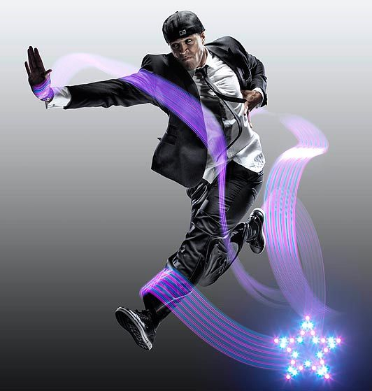Diversity - Ashley Banjo. What more can I say. I love all styles of dance.