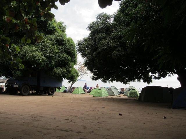 Fat Monkeys Camping in Malawi a must stop