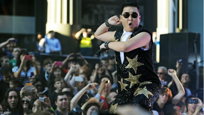 Gangnam Style: Song of the end of the world?
