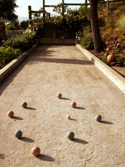 1000 Ideas About Bocce Ball Court On Pinterest Bocce