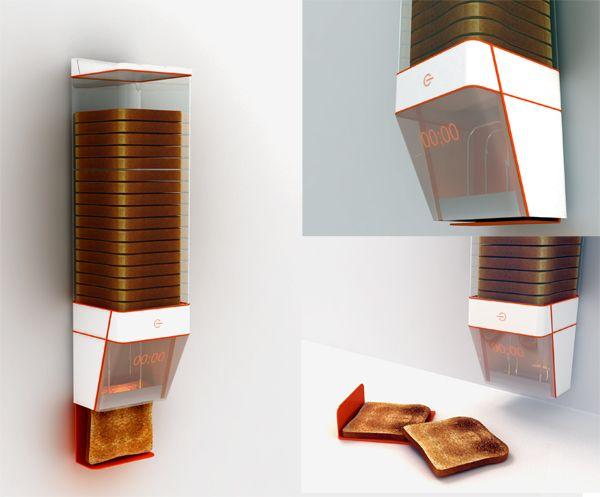 breadfast by Tank Design Studio, via Behance This is damn good UX