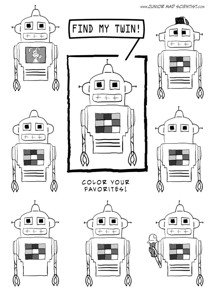 24 best Robot Activities For Kids images on Pinterest