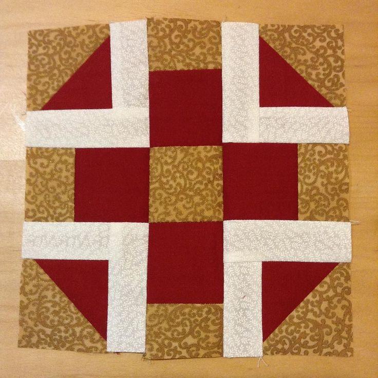 Added some gold to block 47 for Katherine Ryan #150canadianwomen  Klondike Kate!