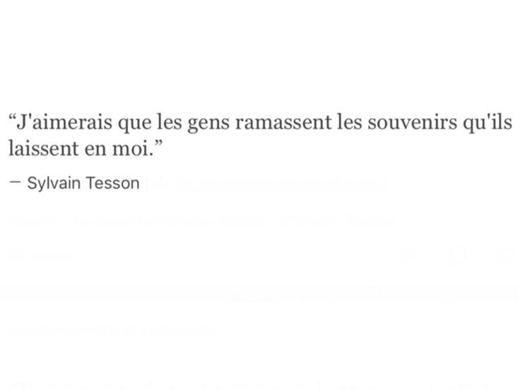 Sylvain Tesson - Aphorismes dans les herbes