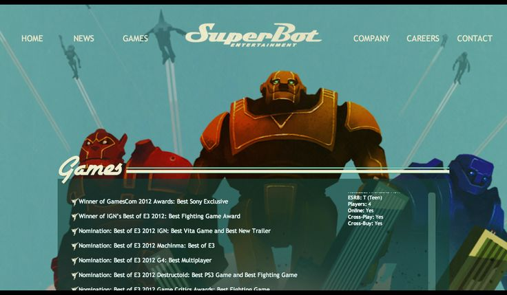 SuperBot | Creating the Future of Entertainment
