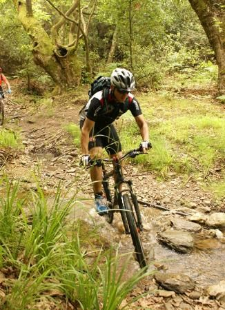 Skiathos Mountain Bikes offers bicycle tours all around Skiathos Island's mountains, paths and beaches. These excursions last about 3 or 4 hours and people get to explore Skiathos Island with a mountain bike - but not me!!