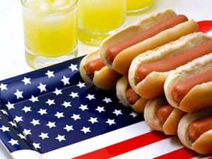 American Food...HOT DOGS !!!