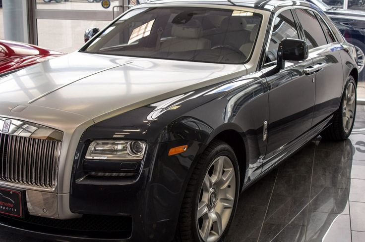 #rollsroyce #ghost polished to perfection and protected with #arcticcoating #detailnplasti