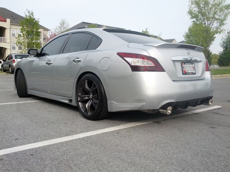 2010 Nissan Maxima custom - Google Search