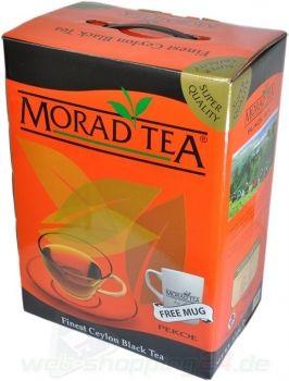 Hyson Morad Tea schwarzer loser Tee aus Ceylon Sri Lanka 3,5kg.(8,57€ pro 1kg)