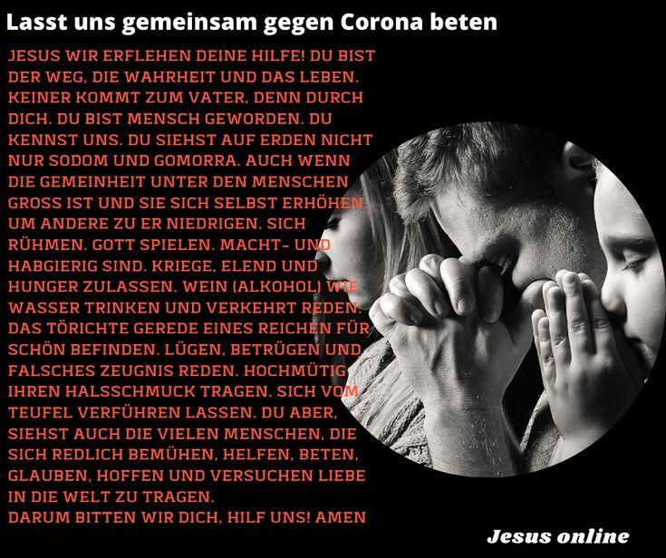Beten Gegen Corona
