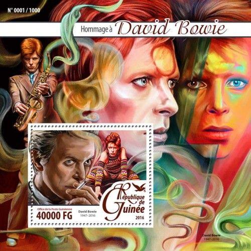GU16105b Tribute to David Bowie