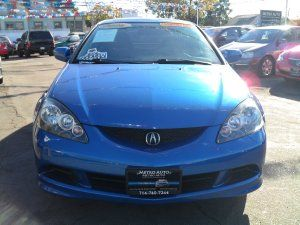 2006 Acura RSX Leather Metro Auto || Orange,CA