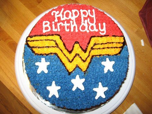 DC Women Kicking Ass - Today is Wonder Womans Birthday; Lets Party